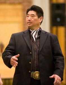 Förbundets stormästare, Daisi Tran Loi Minh. Foto: Alf Holmkvist.